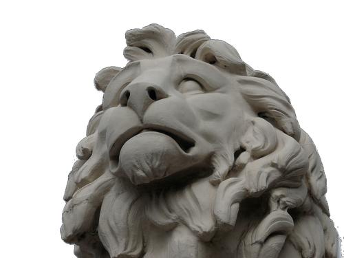 lion  london  thames lions