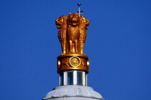 lion capital national emblem ashoka emblem