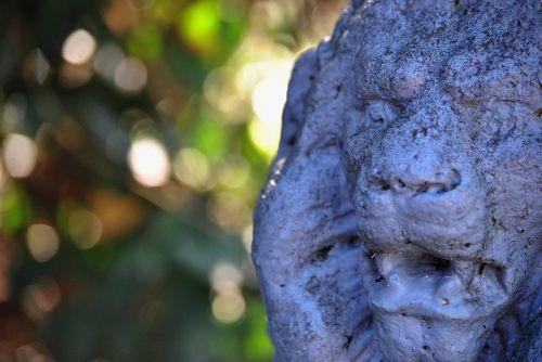 lion statue outdoors lion