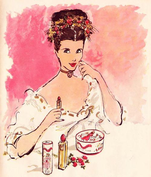 lipstick female glamour
