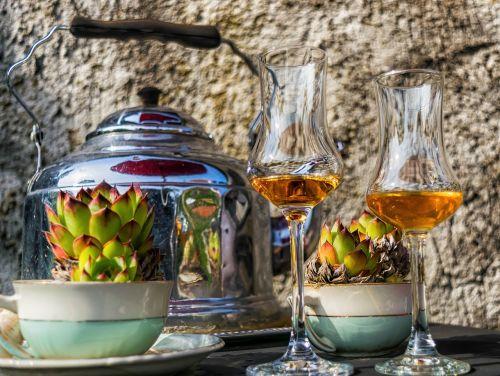 liqueur glass alcohol