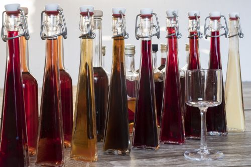 liqueur alcohol brandy