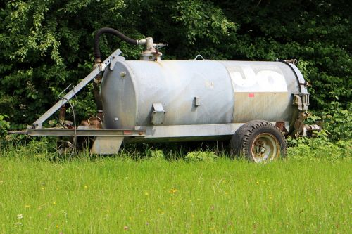 liquid manure spreader liquid manure barrel