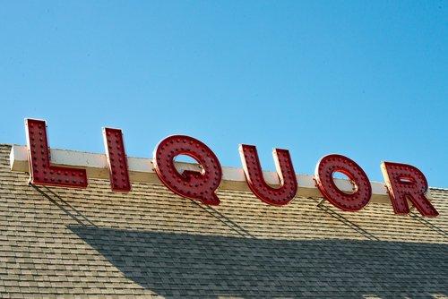 liquor  liquor store  wine