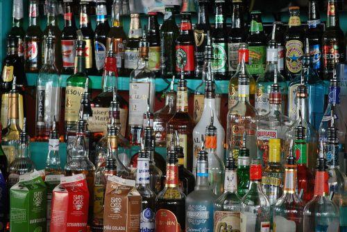 liquor alcohol beverage