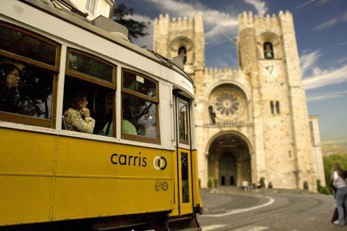 lisabona lisbon cathedral cathedral