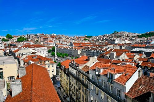 lisbon portugal old town