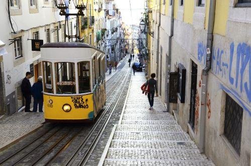 lisbon portugal electric 28