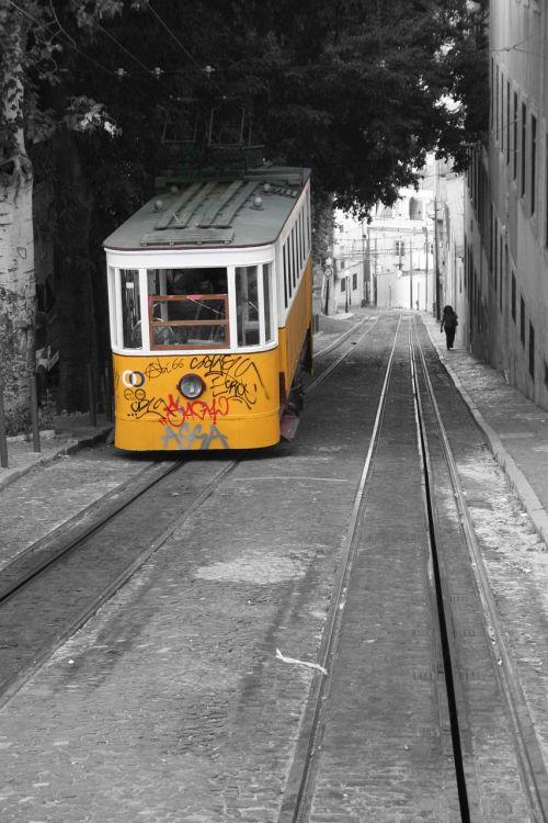 lisbon portugal road