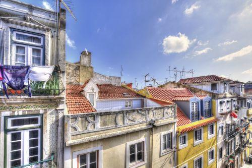 lisbon bairro alto old town
