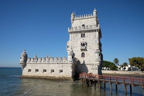 lisbon  lisboa  tower