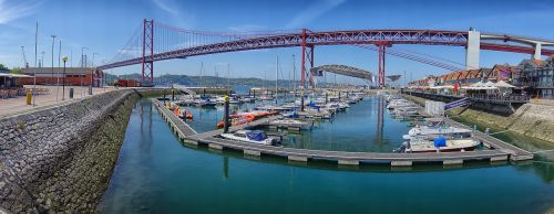 lisbon bridge portugal
