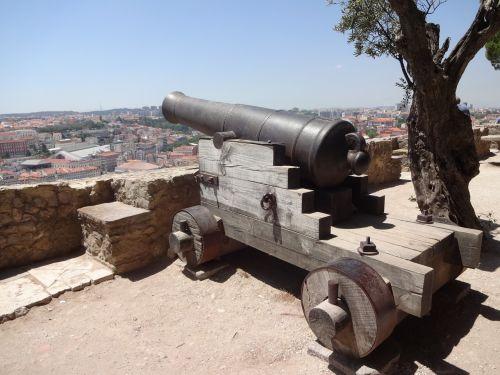 lisbona view city