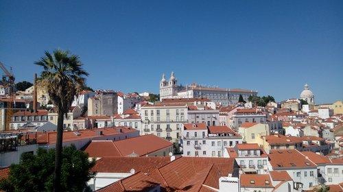 lisbona  hot  portugal