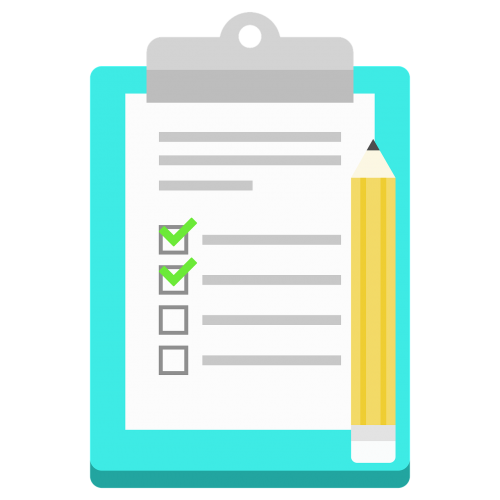 list notes icon