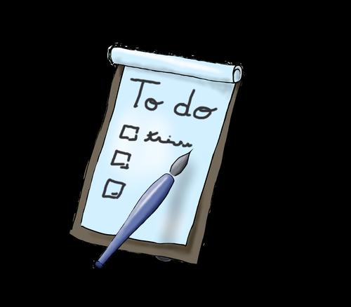 list  board  write