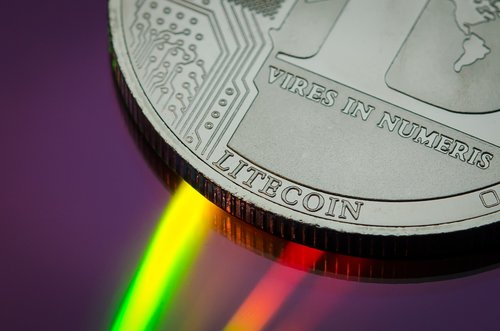 litecoin  cryptocurrency  currency