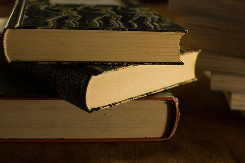 literature  library  book