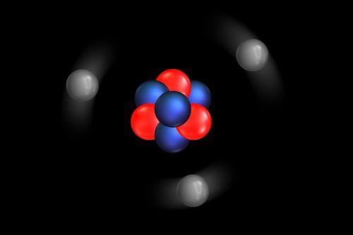 lithium atom isolated