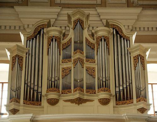 lithuania vilnius organ