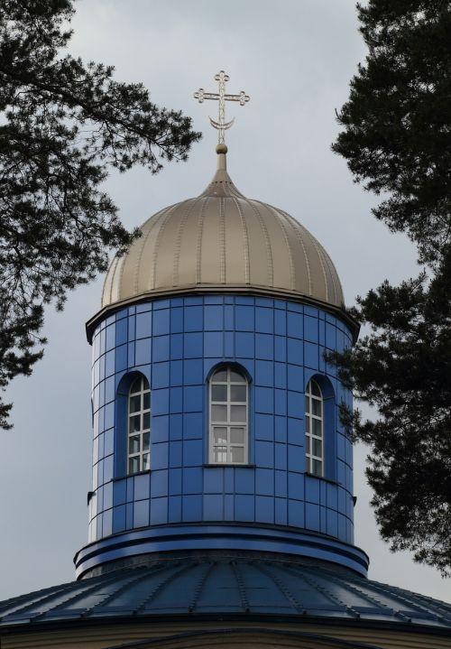 lithuania visaginas church