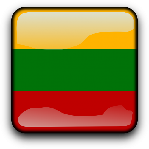 lithuania flag country