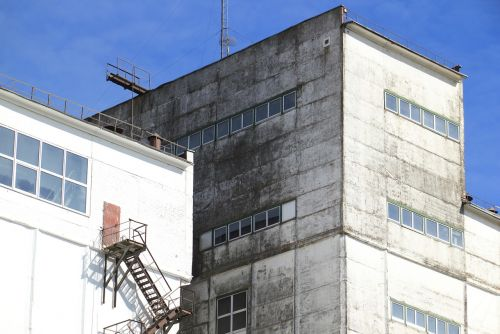 lithuania factory building