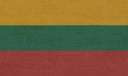 lithuania flag international