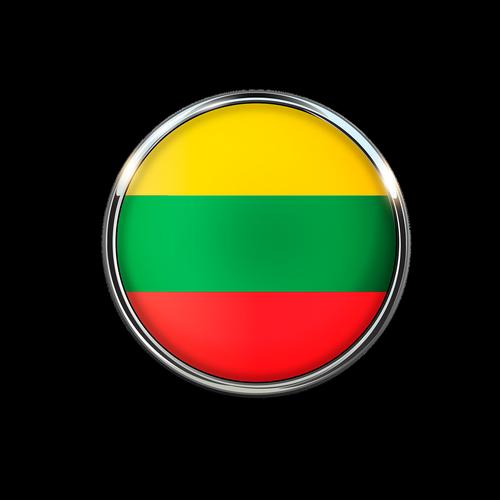 lithuania  flag  symbol