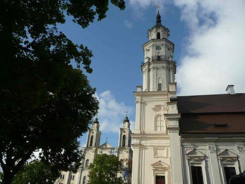 lithuania kaunas church