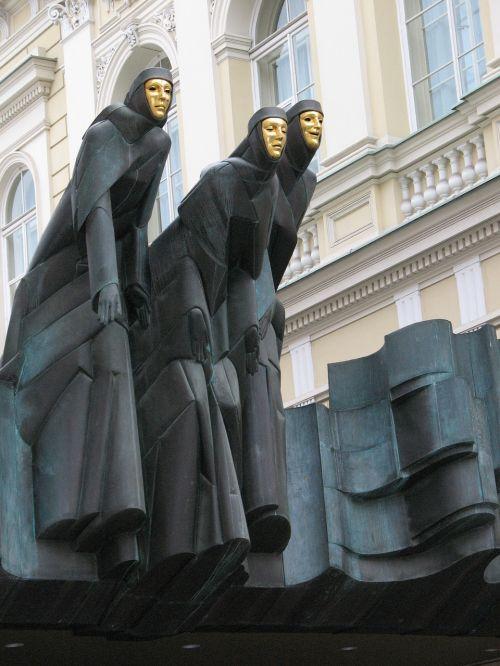 lithuania vilnius theatre