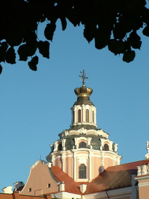 lithuania vilnius church
