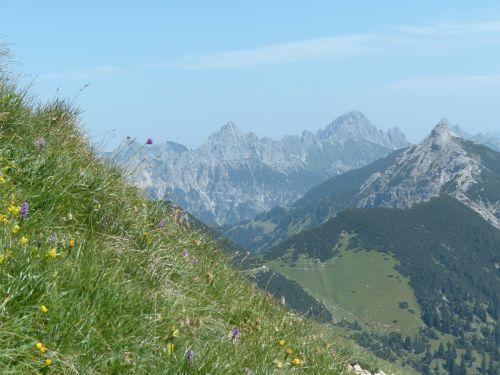 litnisschrofen krinnenspitze hike