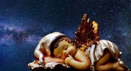 little angel christmas angel