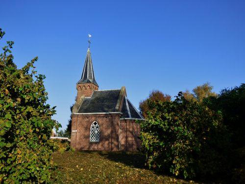 little church small chapel religion