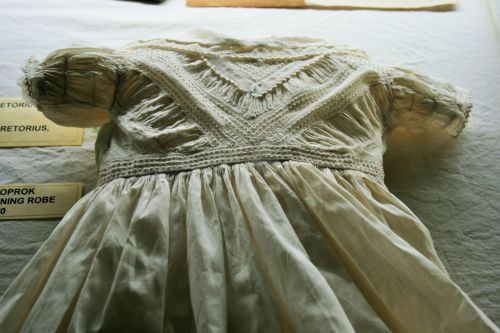 Little Girl's Dress With Decoration