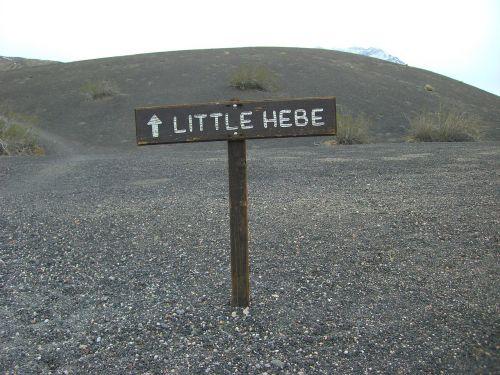 little hebe crator crator volcano
