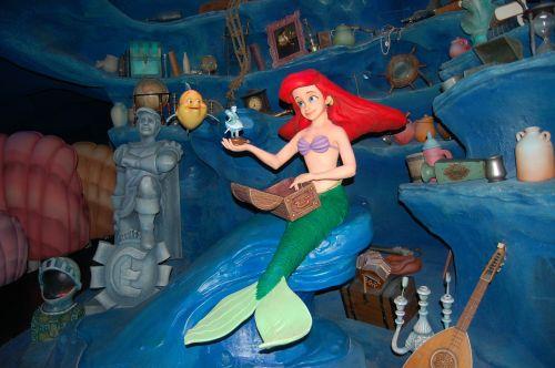 little mermaid ariel disney
