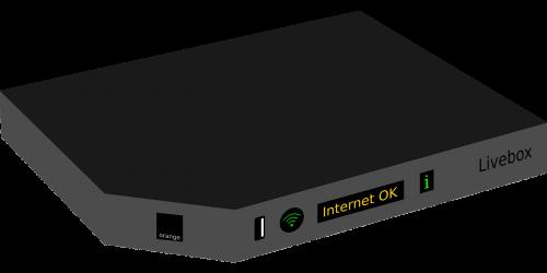 livebox play modem network
