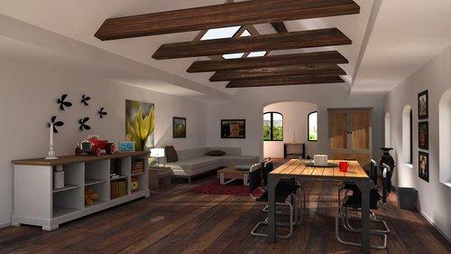 living  living room  table