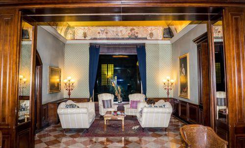 living area decorative italian