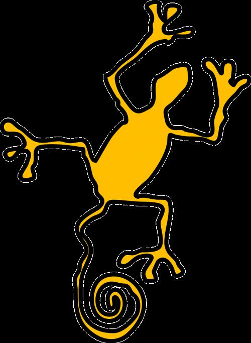 driežas,geltona,garbanotas,uodega,ropliai,nuskaito,nuskaitymo,mažas,laukinė gamta,susukti,chameleonas,kamufliažas,keičiasi,spalvos,vienas,vienišas,vienas,vienas,nemokama vektorinė grafika