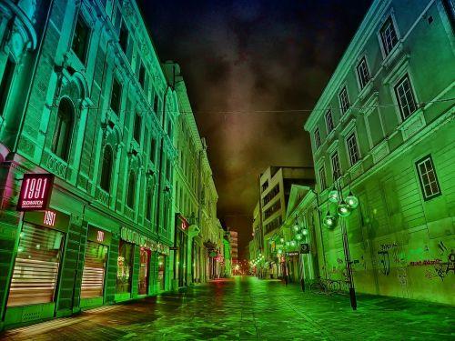 ljubljana slovenia buildings