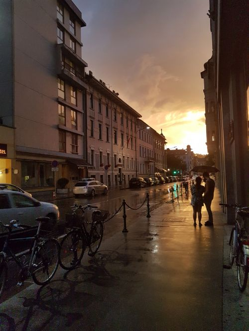 Ljubljana / Slovenia In The Summer