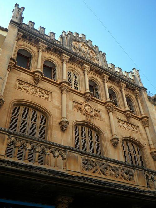 llucmajor facade building