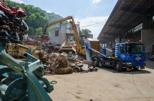 loacker recycling shredder