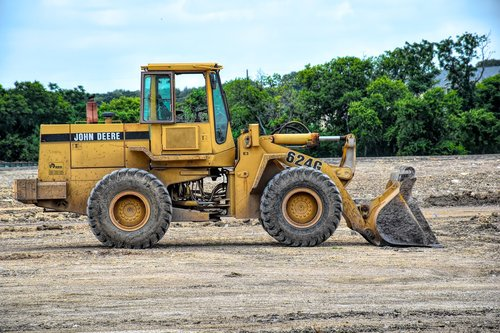 loader  heavy equipment  vehicle