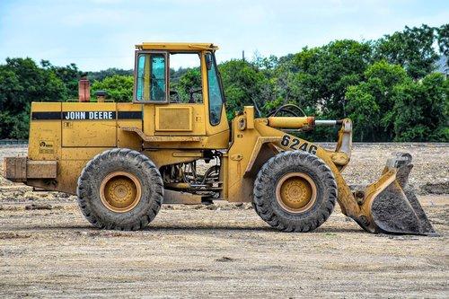 loader  heavy equipment  construction