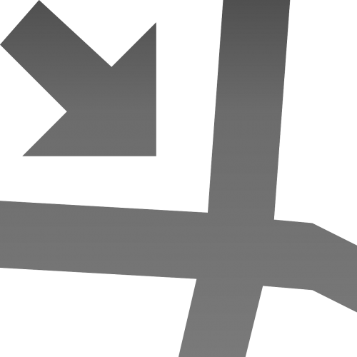location arrow direction