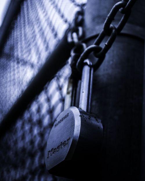 lock depression imprisoned